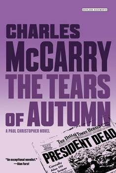 The Tears Of Autumn - Book #2 of the Paul Christopher