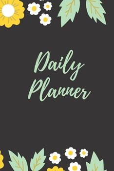 Paperback Daily Planner, Journal Planner ( 6 X9 Inch 100 Pages ) Book