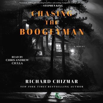 Audio CD Chasing the Boogeyman Book