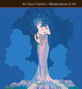 Art Deco Fashion - Book  of the Masterpieces of Art