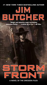 Storm Front 0451457811 Book Cover