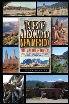 Paperback Tales of Arizona & New Mexico Book