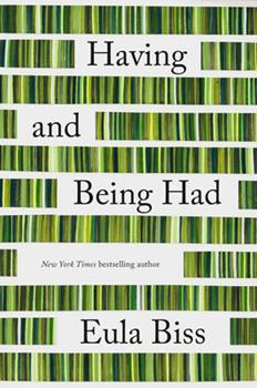Hardcover Having and Being Had Book