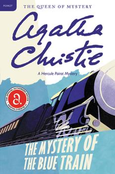 The Mystery of the Blue Train - Book #7 of the Hercule Poirot