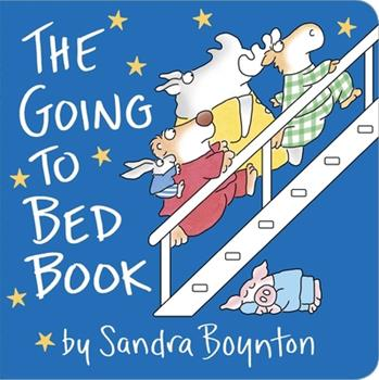 Board book The Going to Bed Book: Lap Edition Book
