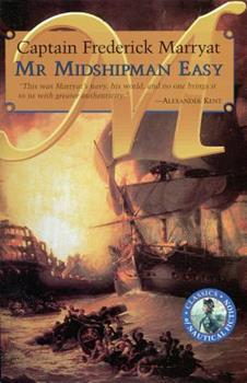 Mr. Midshipman Easy 0451527968 Book Cover