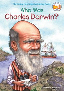 Who Was Charles Darwin? - Book  of the Who Was/Is...?
