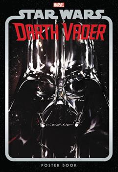 Paperback Star Wars: Darth Vader Poster Book