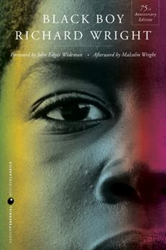 Paperback Black Boy [Seventy-Fifth Anniversary Edition] Book