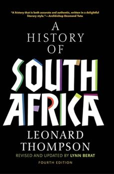 A History of South Africa (Yale Nota Bene) 0300087764 Book Cover