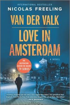 Van Der Valk—Love in Amsterdam: A Novel 1335284818 Book Cover