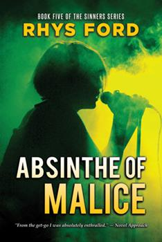 Absinthe of Malice - Book #5 of the Sinners