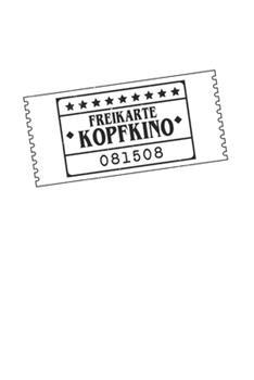 Paperback Carnet de Notes : Sarcasme Kopfkino Versaut Cadeau Blague Laissez-Passer 120 Pages, 6X9 (Environ A5), Quadrill� [French] Book