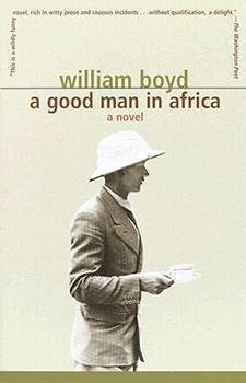 A Good Man in Africa 038071566X Book Cover