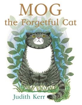 Mog the Forgetful Cat 0006608361 Book Cover
