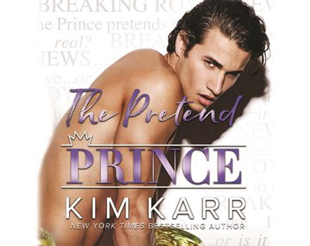 The Pretend Prince - Book #4 of the Royals