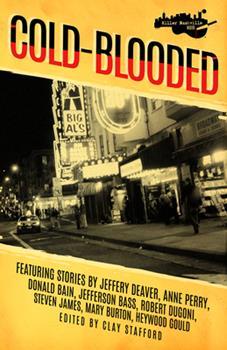 Killer Nashville Noir: Cold-Blooded 1626818789 Book Cover