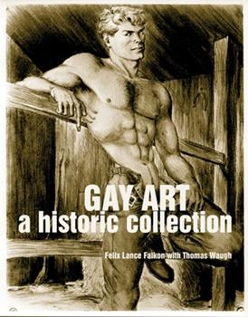 Paperback Gay Art: A Historic Collection Book