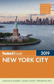 Paperback Fodor's New York City 2019 Book