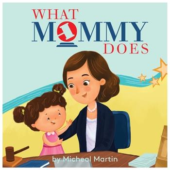 Paperback What Mommy Does Book