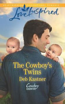 The Cowboy's Twins - Book #4 of the Cowboy Country