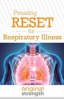 Paperback Pressing RESET for Respiratory Illness Book
