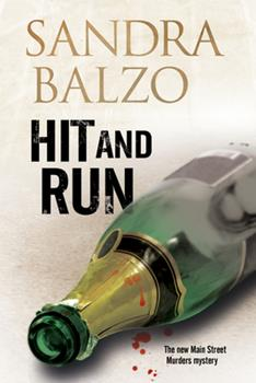 Hit and Run:: A Cozy Mystery Set in the Mountains of North Carolina 1847516289 Book Cover