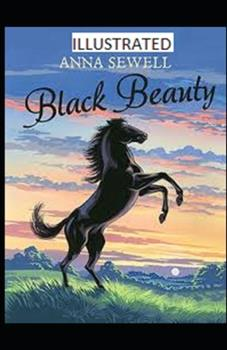 Paperback Black Beauty Illustrated Book