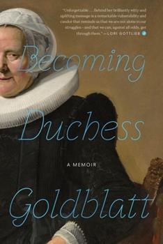 Paperback Becoming Duchess Goldblatt Book
