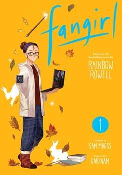 Fangirl, Vol. 1: The Manga 1974715876 Book Cover