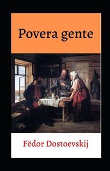 Paperback Povera gente Illustrata (Italian Edition) [Italian] Book