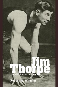Paperback Jim Thorpe: Worlds Greatest Athelete Book
