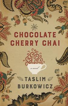 Paperback Chocolate Cherry Chai Book