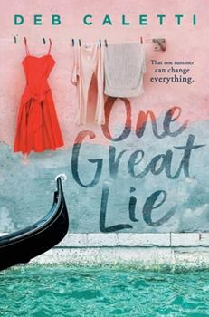 One Great Lie 1534463178 Book Cover