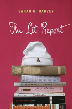 The Lit Report (Young Adult Novels) 1551439050 Book Cover