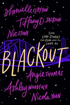 Hardcover Blackout Book