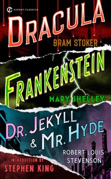 Mass Market Paperback Frankenstein, Dracula, Dr. Jekyll and Mr. Hyde Book