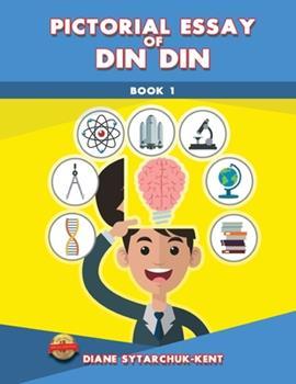 Paperback Pictorial Essay of Din Din : Book 1 Book