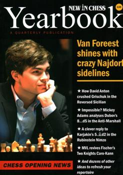 Paperback New in Chess Yearbook 134: Chess Opening News Book