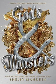 Hardcover Gods & Monsters Book