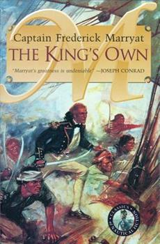 The King's Own (Classics of Nautical Fiction) 0935526560 Book Cover