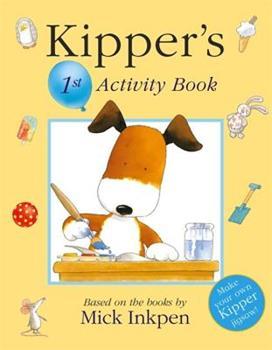 Kipper Activity Book 1 - Book  of the Kipper the Dog