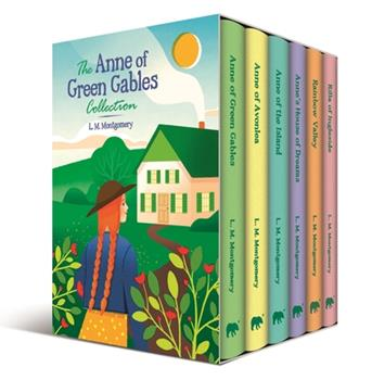 The Anne of Green Gables Collection - Book  of the Anne of Green Gables