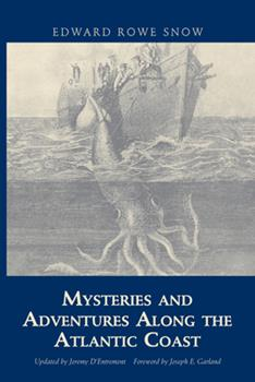 Paperback Mysteries and Adventures Along the Atlantic Coast Book