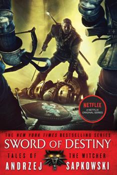Miecz przeznaczenia - Book  of the Witcher
