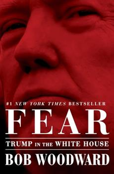 Paperback Fear: Trump in the White House Book