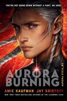 Hardcover Aurora Burning Book
