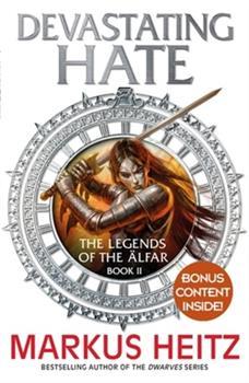 Vernichtender Hass - Book #2 of the Die Legenden der Albae