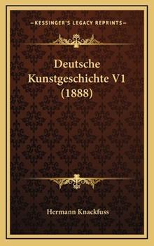 Hardcover Deutsche Kunstgeschichte V1 Book