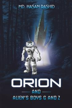 Paperback Orion and Alien's boys G and Z Book